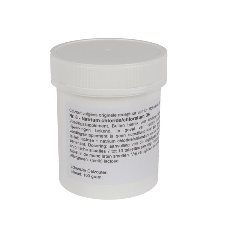Celzout 08 - Natrium Chloride - 100 gram