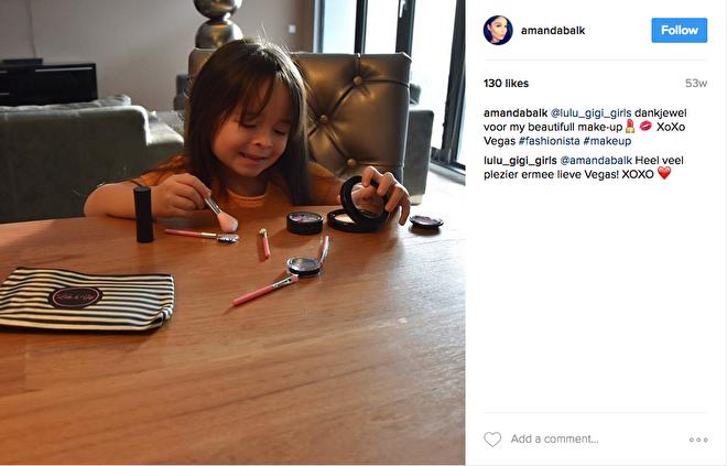 Amanda Balk likes Lulu&Gigi