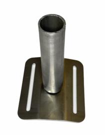 De LOTUSshop - Stuk Metalen Pijp 'Doordringende Verwonding'