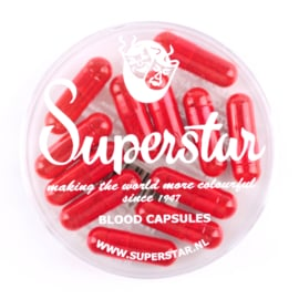 Superstar Kunstbloed Capsules 12 stuks