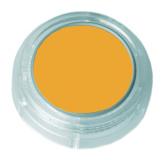 Grimas Crème Make-up 2,5 ml oranjegeel 201