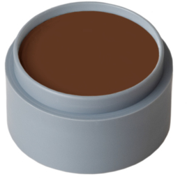 Grimas Crème Make-up 15 ml chocolade bruin 1043