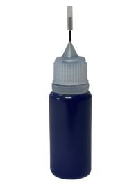 De LOTUSshop blauwe verdunde inkt 10 ml