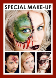 Grimas Special Make-up boek