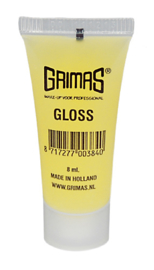 Grimas Gloss Lipgloss 00 Transparant 8 ml