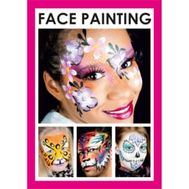 Grimas Face Painting boek