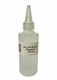 De LOTUSshop - Glycerine Flesje 100 ml