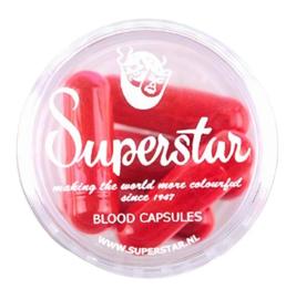 Superstar Kunstbloed Capsules 5 stuks