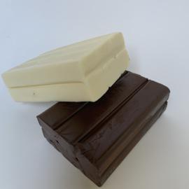 Boetseerpasta pakket twee meest gebruikte kleuren à 180 gram