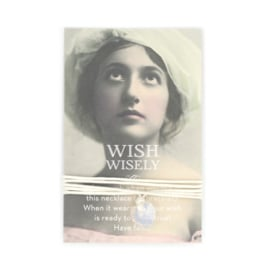 Wish wisely moon opal