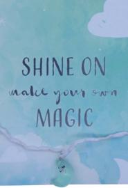 Shine on ketting moon