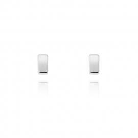 Silver luck balkjes oorstekers