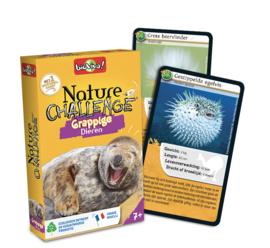 Nature Challenge - Grappige Dieren - Educatief Spel