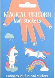 Rex London nagelstickers - Magische eenhoorn