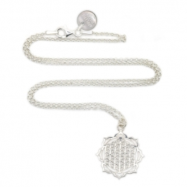 Flower of life mandala ketting
