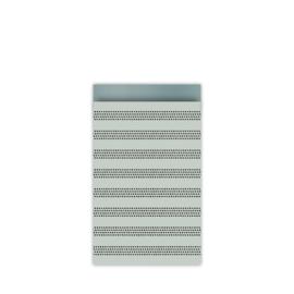 CollectivWarehouse Raster Stripes Cool – cadeauzakjes 12 x 19 cm
