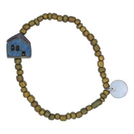 Sweet Homie armband - blue