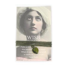 Wish wisely fern