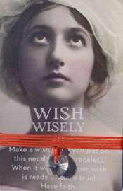 Wish wisely window