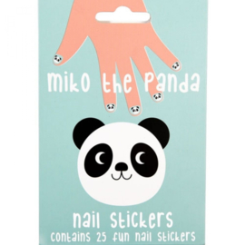 Rex London nagelstickers - Mike the panda