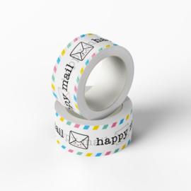 Washitape | happy mail