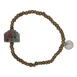 Sweet Homie armband - copper
