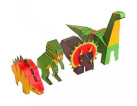 Pukaca -  Dinosauriers
