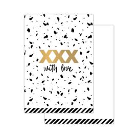 CollectivWarehouse - XXX With love – mini kaartjes