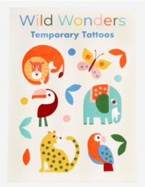Rex London tattoos - Wild Wonders