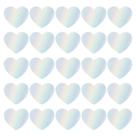 CollectivWarehouse - SOW & GROW Hearts cadeaustickers