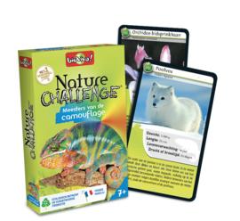 Nature Challenge - Meesters van de Camouflage - Educatief spel