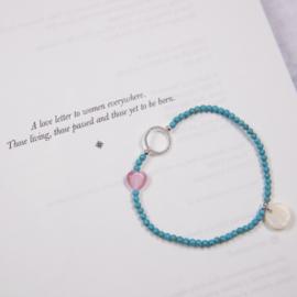 Souvenirs of life armcandy - Love letter