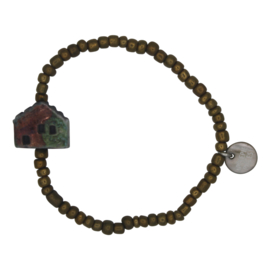 Sweet Homie armband - copper