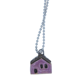 Sweet Homie ketting - purple