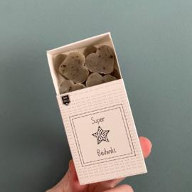 Soap in a box - Super bedankt