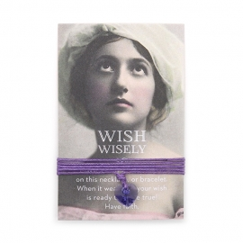 Wish wisely amethist