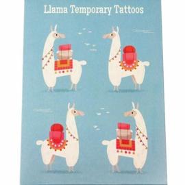 Rex London tattoos - Lama