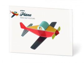 Pukaca - Vliegtuig