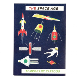 Rex London tattoos - The Space Age