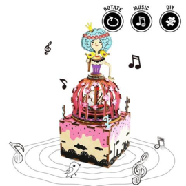 Rolife Robotime - Music Box Princess
