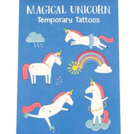 Rex London tattoos - Magische eenhoorn