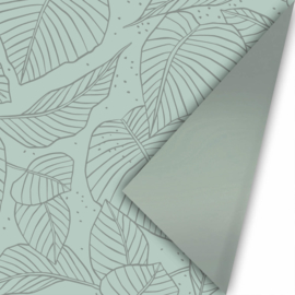 Collective Warehouse Inpakpapier - Lovely Leaves