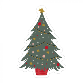 HOP Stickers - Christmas Tree