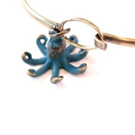Gleeful Peacock - Octopus