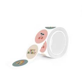 HOP Stickers - Happy small