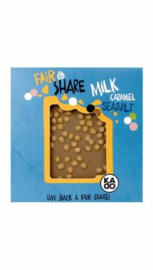 Fair & Share Milk crispy salty caramel
