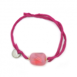 Philosopher's stone pink lemonade armband