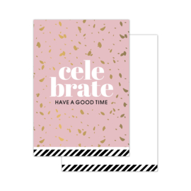 CollectivWarehouse - Celebrate – mini kaartjes