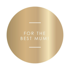 HOP Stickers - Best Mum