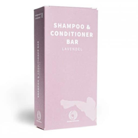Shampoo & Conditioner Bar Lavendel